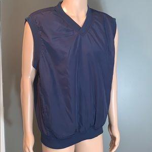 Acuty Mens Navy Golf Vest SZ.L